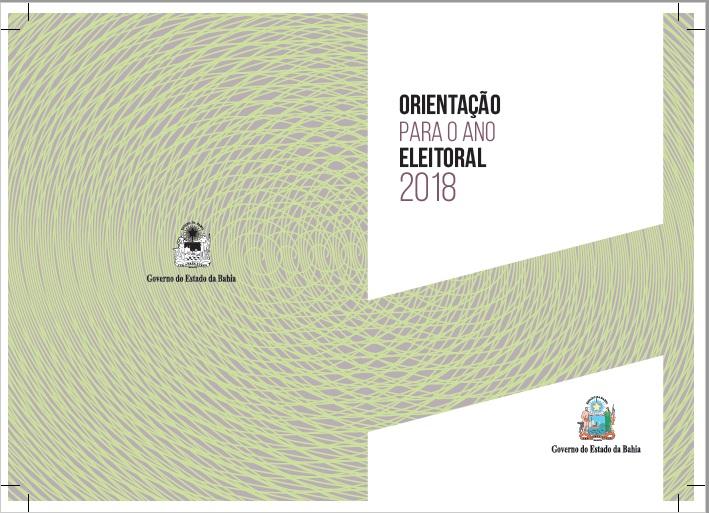 Cartilha Eleitoral 2018
