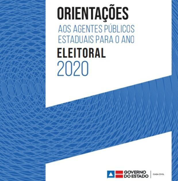 Cartilha eleitoral 2020