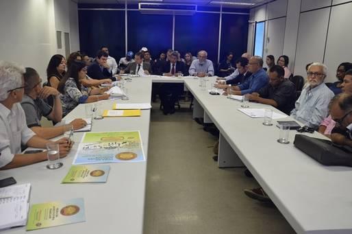 Governo discute demandas para o Sert�o do S�o Francisco
