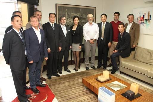 Empresários chineses visitam Ilhéus e assinam acordo para investimentos na Bahia