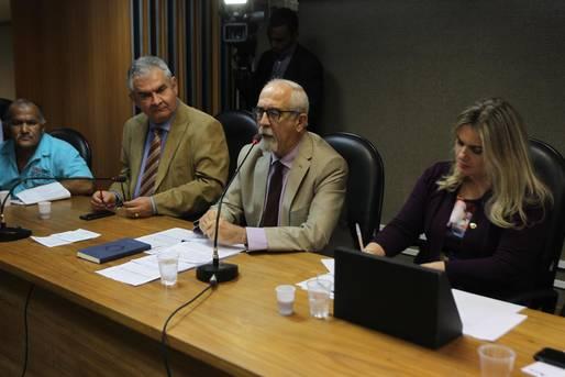 Audiência apresenta memorando da Fiol e Porto Sul firmado pelo Governo na China