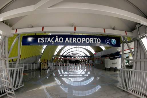 Saiba como será a integração de ônibus com a estação Aeroporto