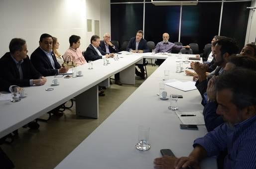 Casa Civil apresenta projeto do novo Porto de Aratu a empresas interessadas