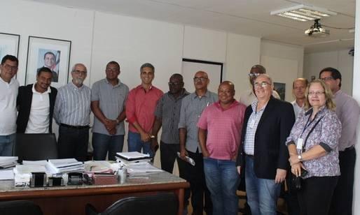 Reunião Sindicato dos Rodoviários