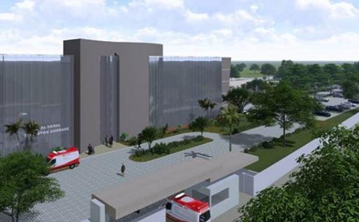 Autorizada construção do Hospital Geral Clériston Andrade 2 em Feira de Santana