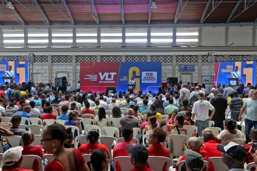 Assinada ordem de serviço para início das obras do VLT