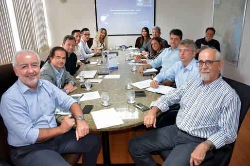 Governo e Consórcio Chinês realizam mais uma reunião sobre a ponte Salvador – Ilha de Itaparica