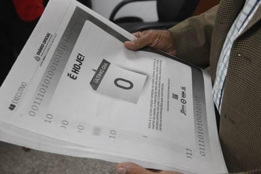 Diário Oficial do Estado é veiculado apenas em versão digital a partir desta terça (21)