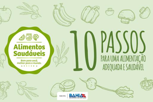 Governo da Bahia comemora Dia Mundial da Alimenta��o
