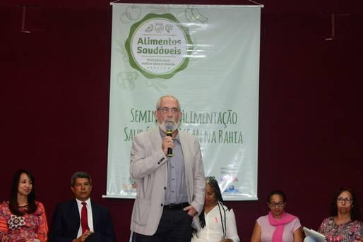 Alimenta��o Saud�vel � tema de semin�rio em Salvador